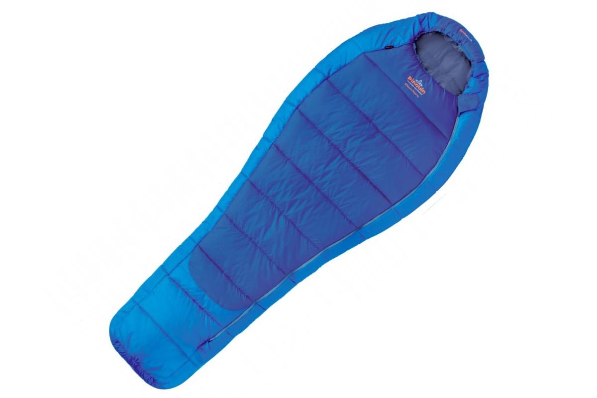 Spací pytel PINGUIN Comfort 195 cm modrý - pravý zip