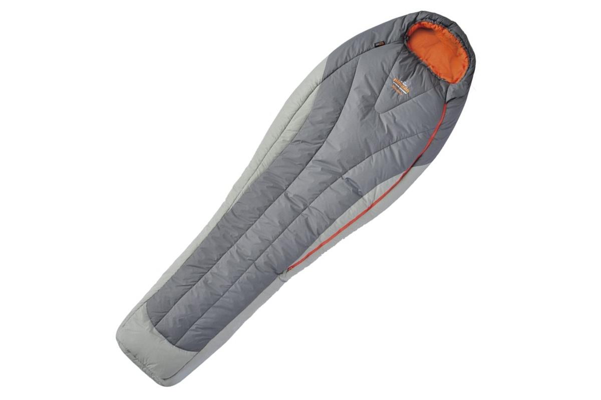 Spací pytel PINGUIN Expert 175 cm šedý - pravý zip