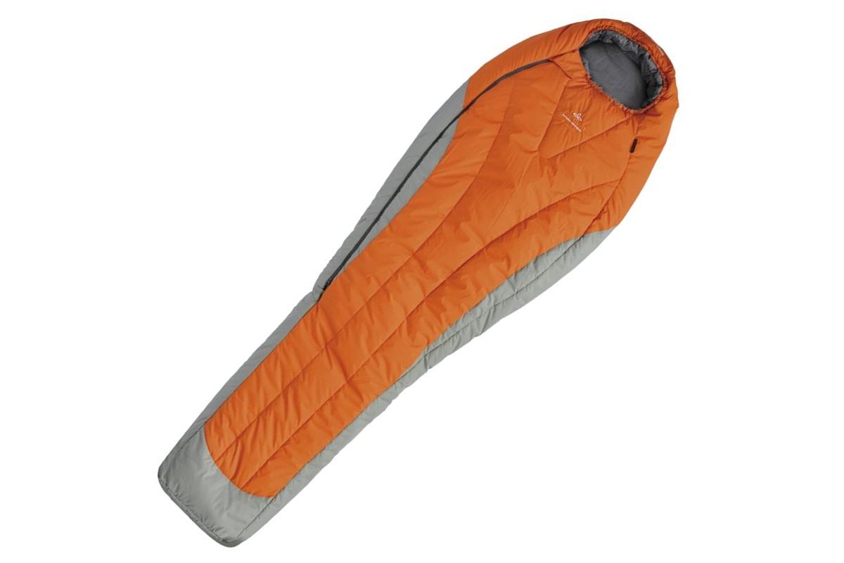 Spací pytel PINGUIN Expert 175 cm oranžový - pravý zip