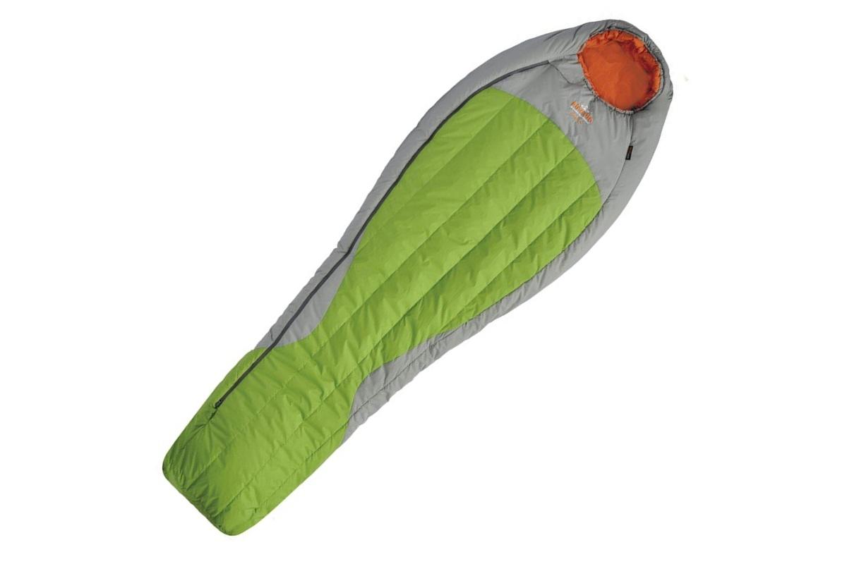Spací pytel PINGUIN Spirit 195 cm zelený - pravý zip