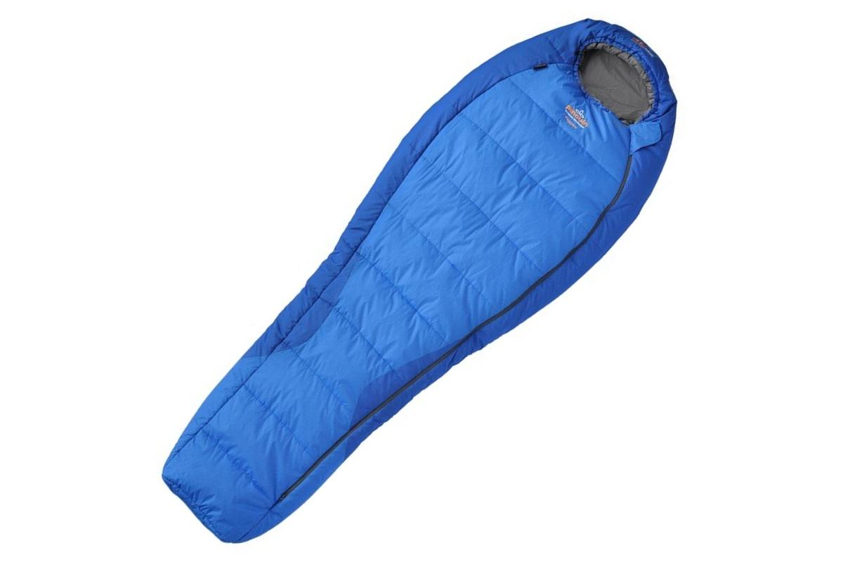 Spací pytel PINGUIN Topas 185 cm modrý - pravý zip