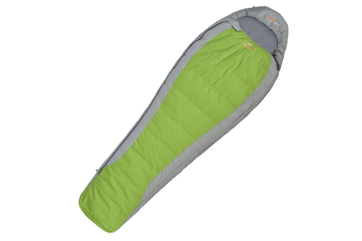 Spací pytel PINGUIN Micra 185 cm zelený - levý zip