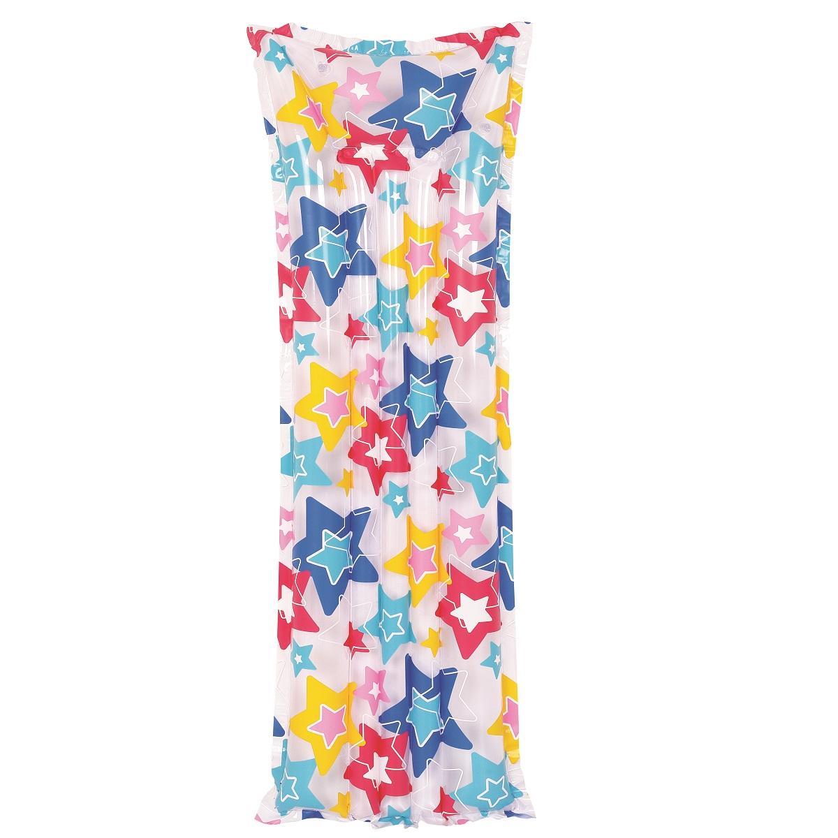 Nafukovací lehátko Colorful 183 x 69 cm