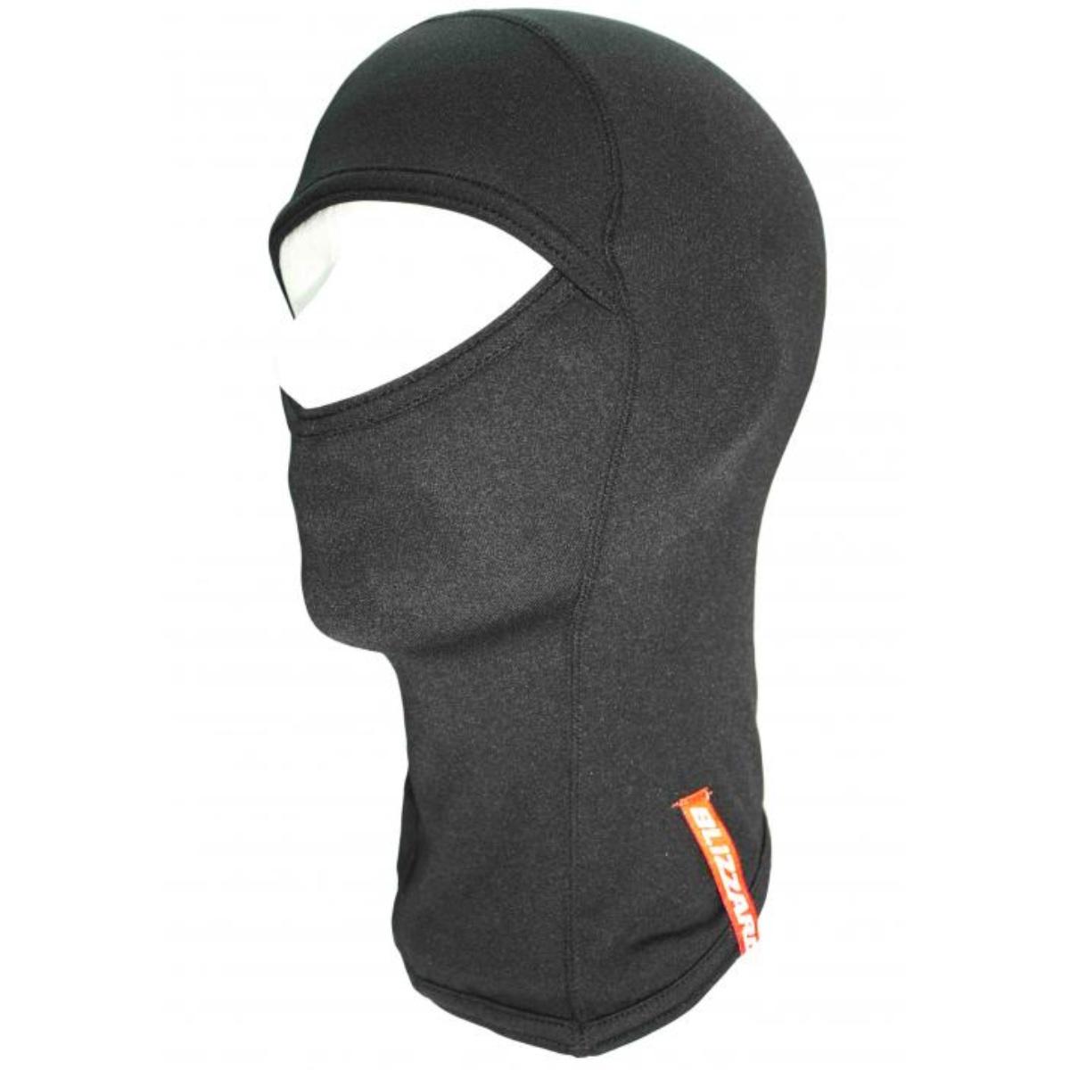 Kukla BLIZZARD pod helmu černá - vel. L/XL