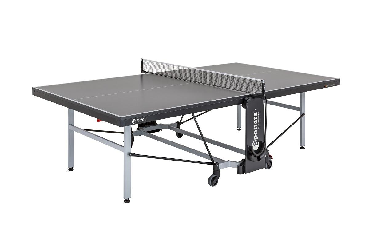 Stůl na stolní tenis SPONETA S5-70i - šedý