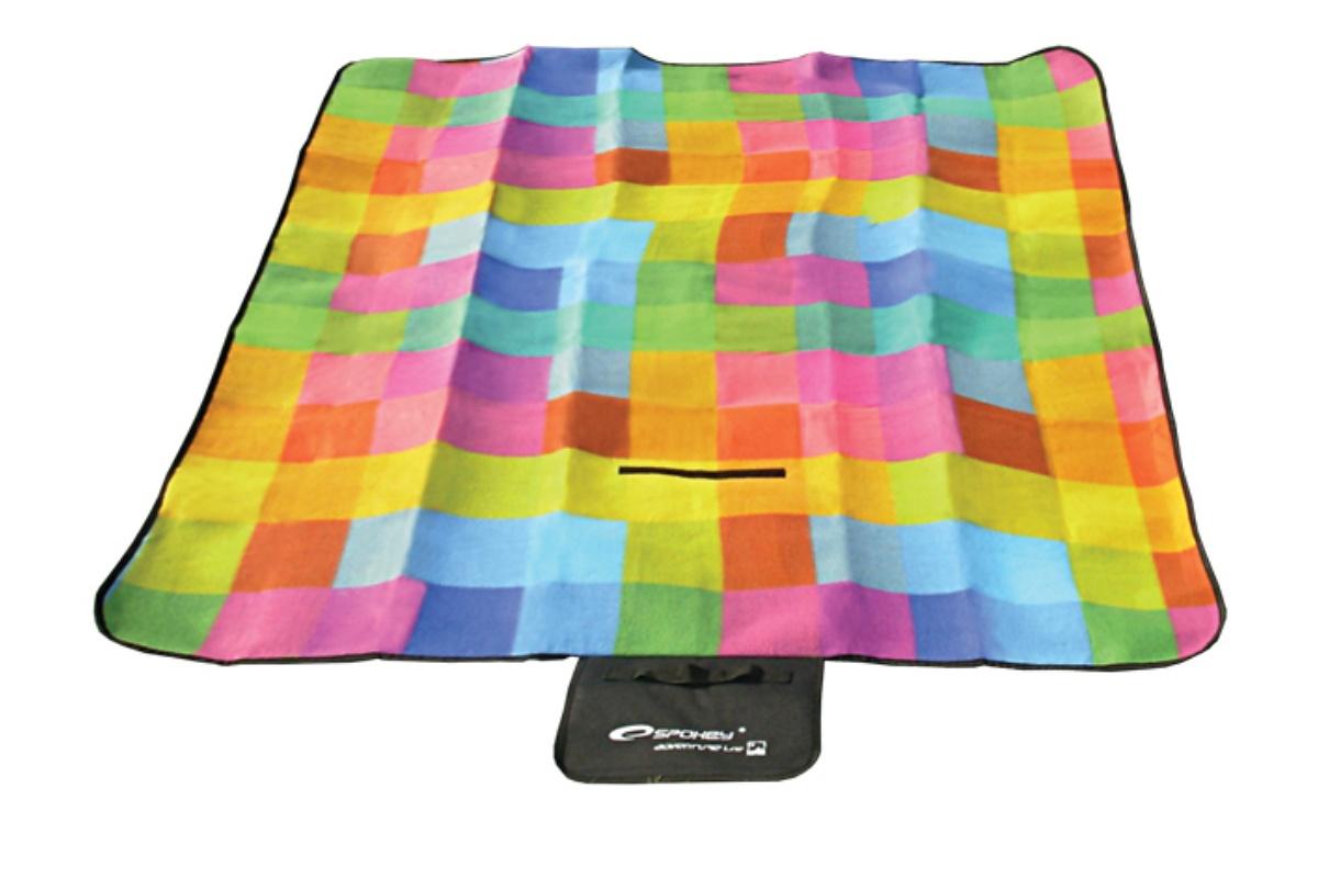 Piknik deka SPOKEY Colour