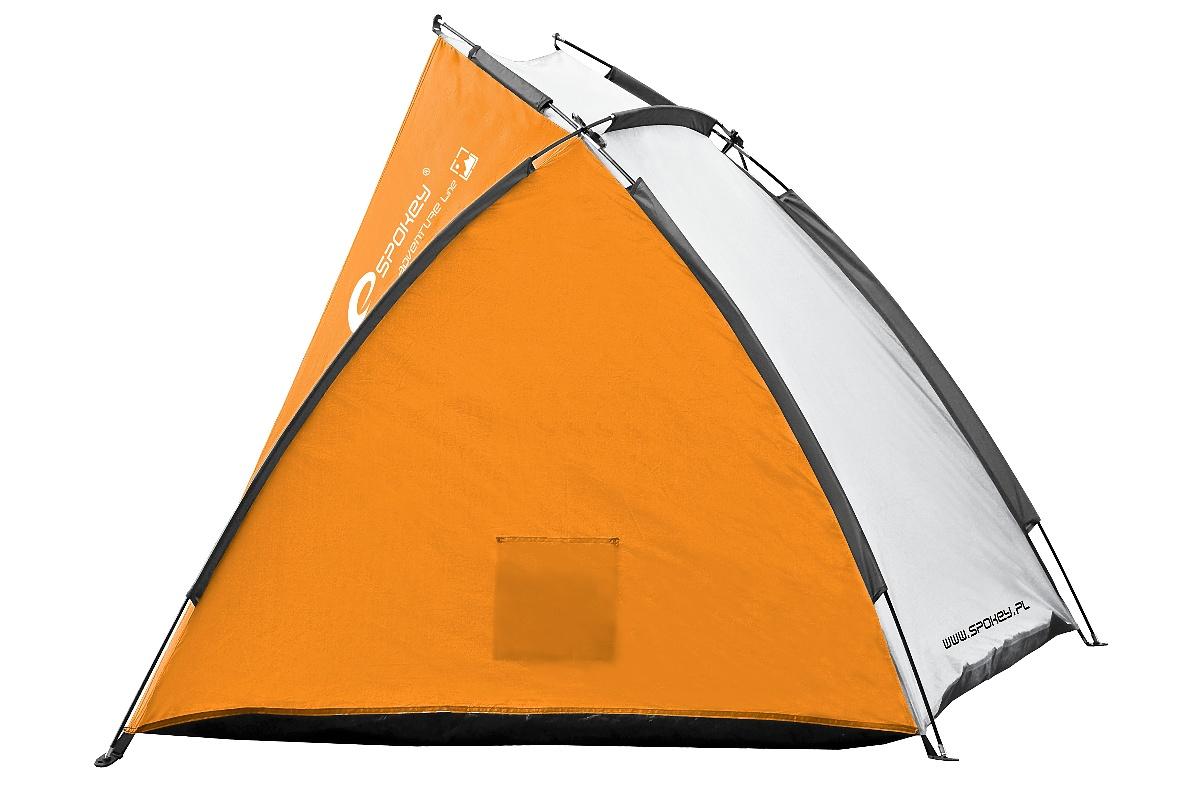 Stan SPOKEY Cloud plážový paravan - oranžový