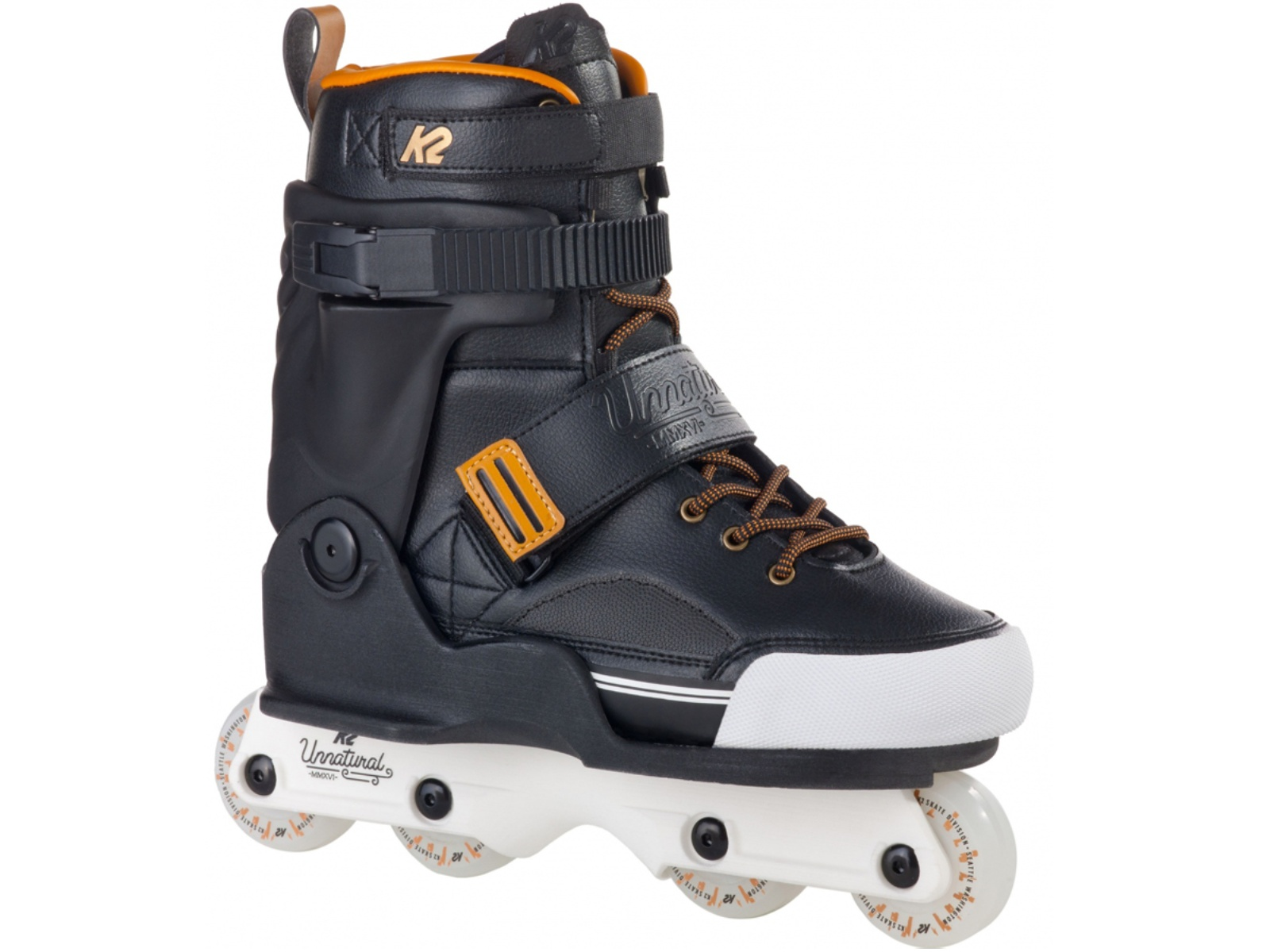 Inline brusle K2 UNNATURAL 2016 - vel. 42,5