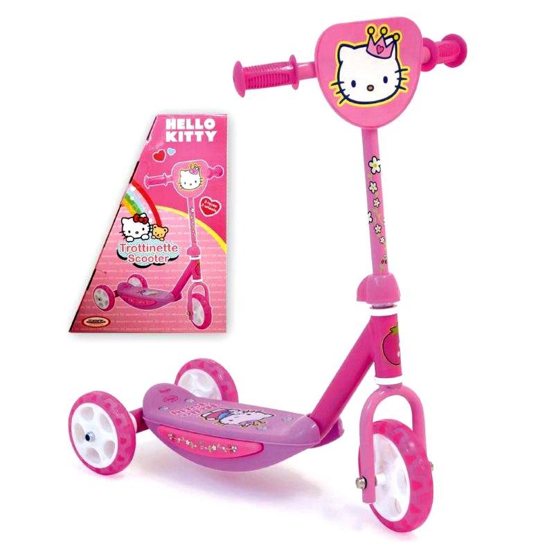 Tříkolka SPARTAN Hello Kitty