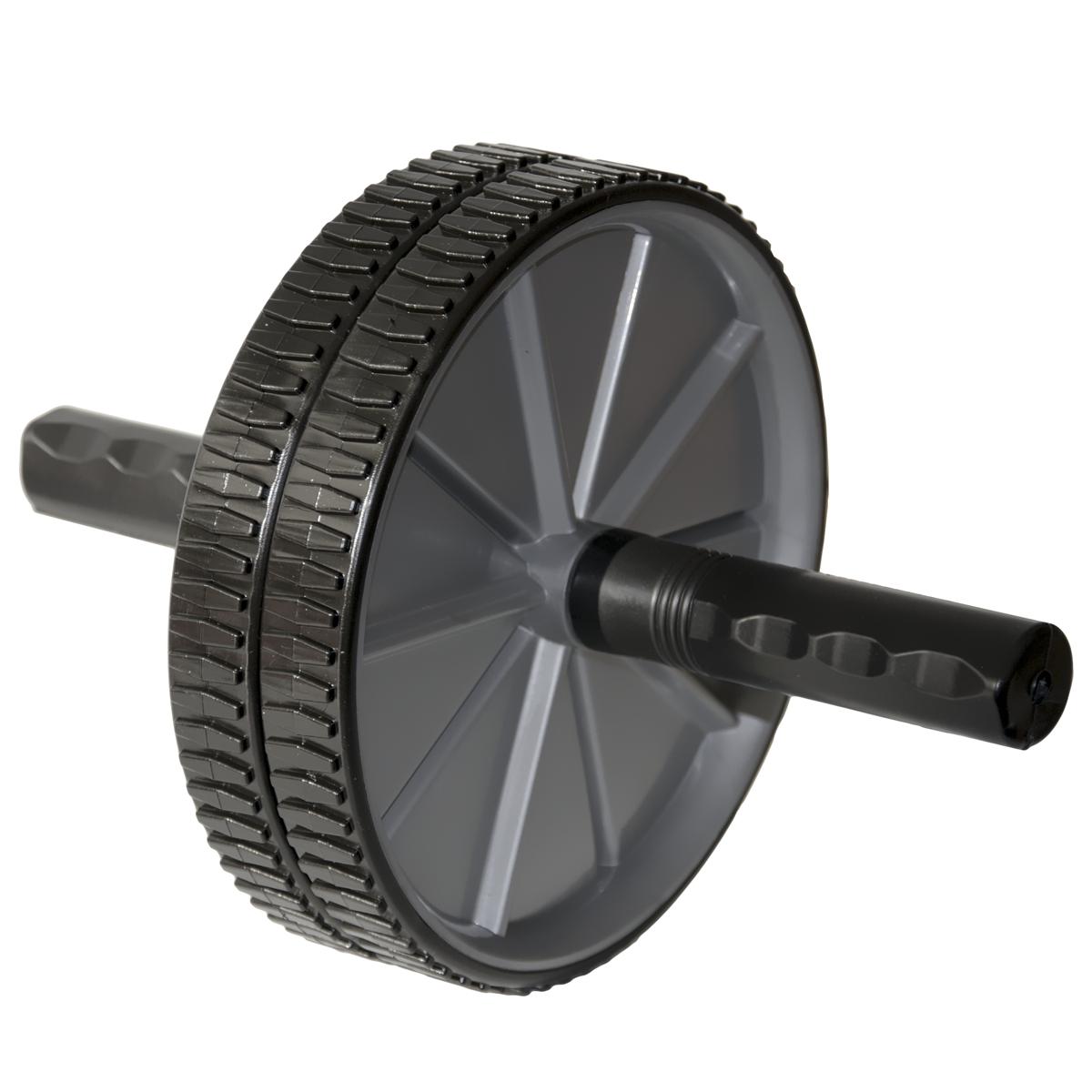 Silič - posilovací kolečko dvojité EW01B