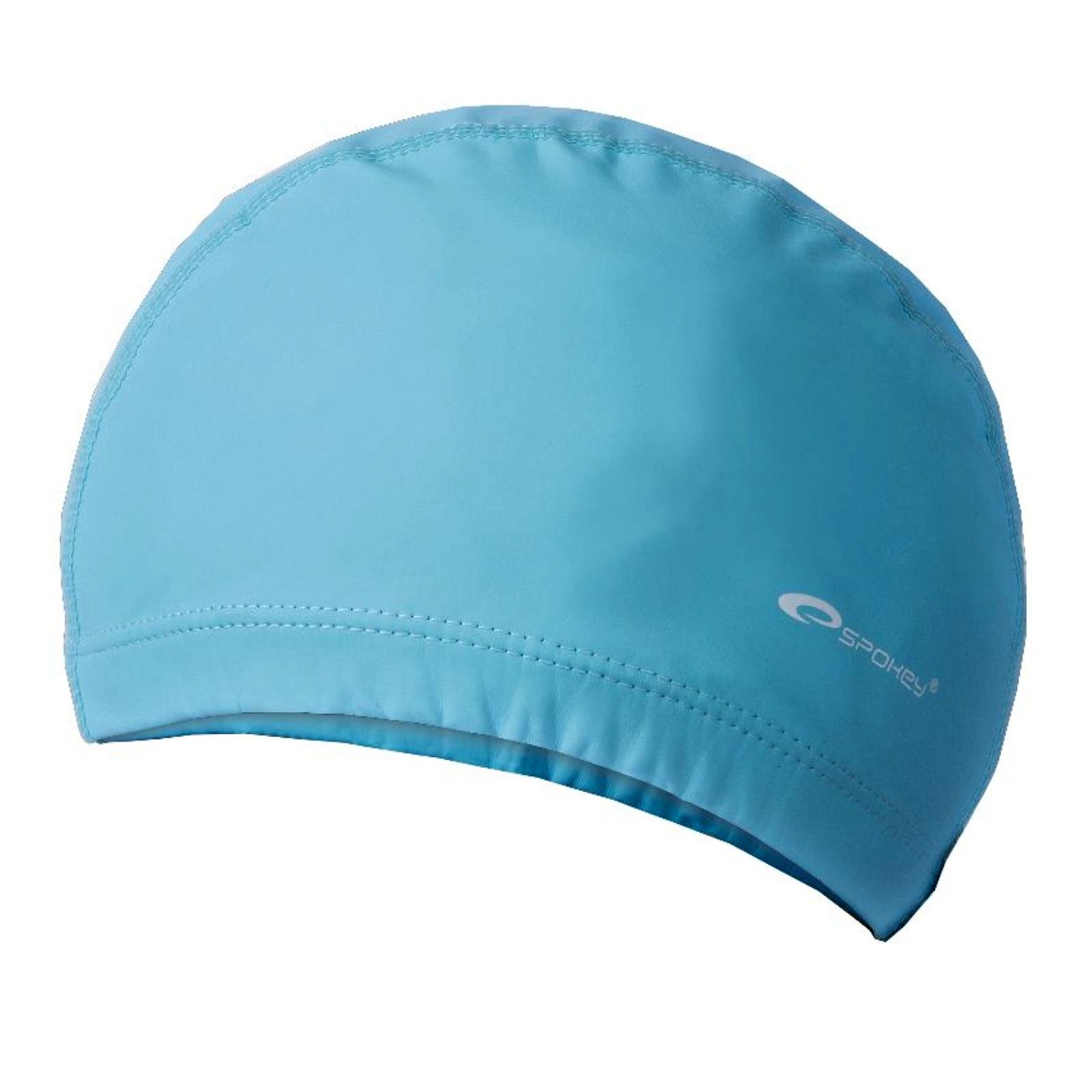 Plavecká čepice SPOKEY Torpedo - modrá