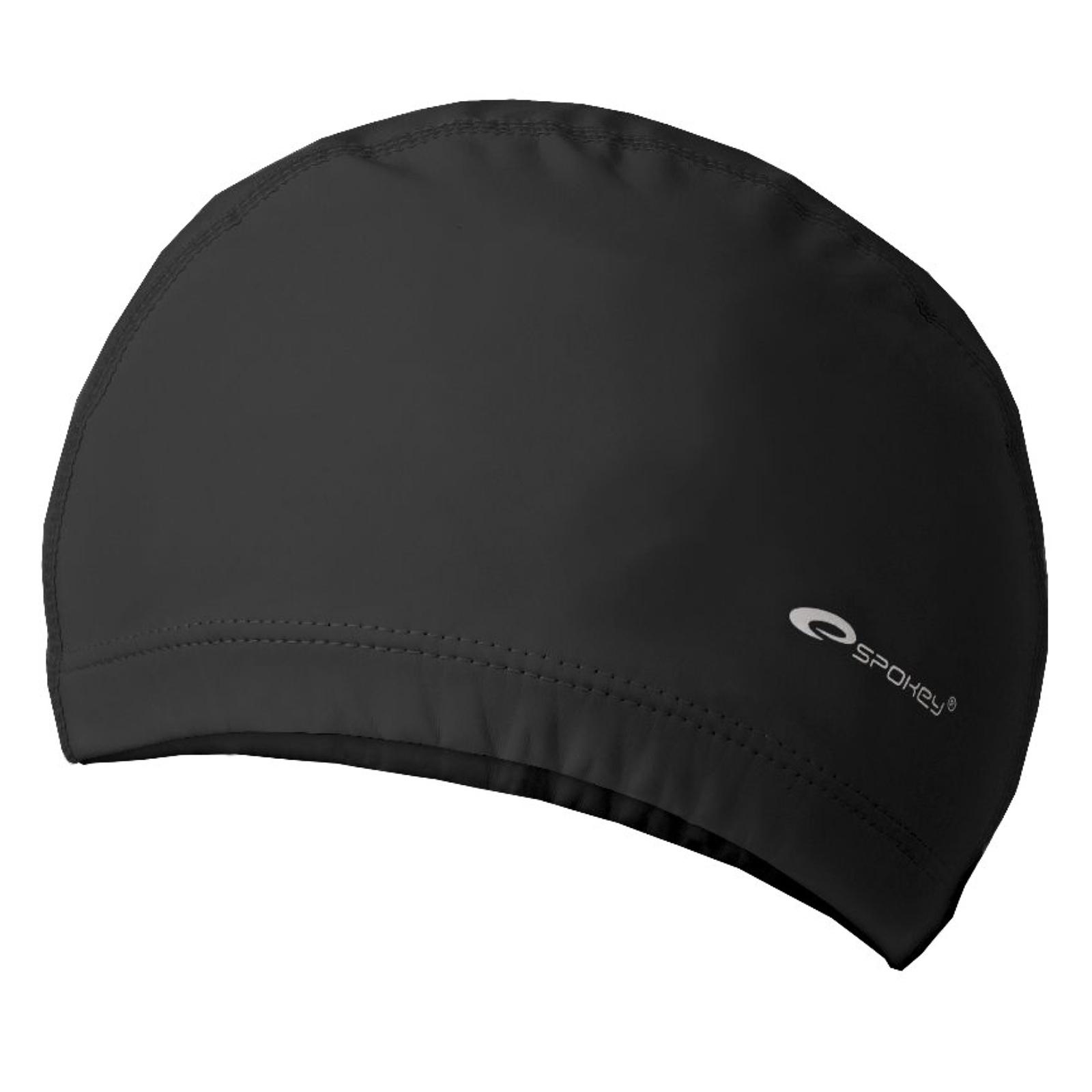 Plavecká čepice SPOKEY Torpedo - černá