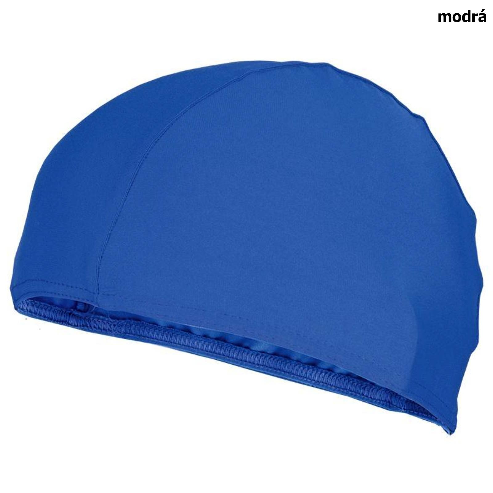 Plavecká čepice SPOKEY Lycras - modrá