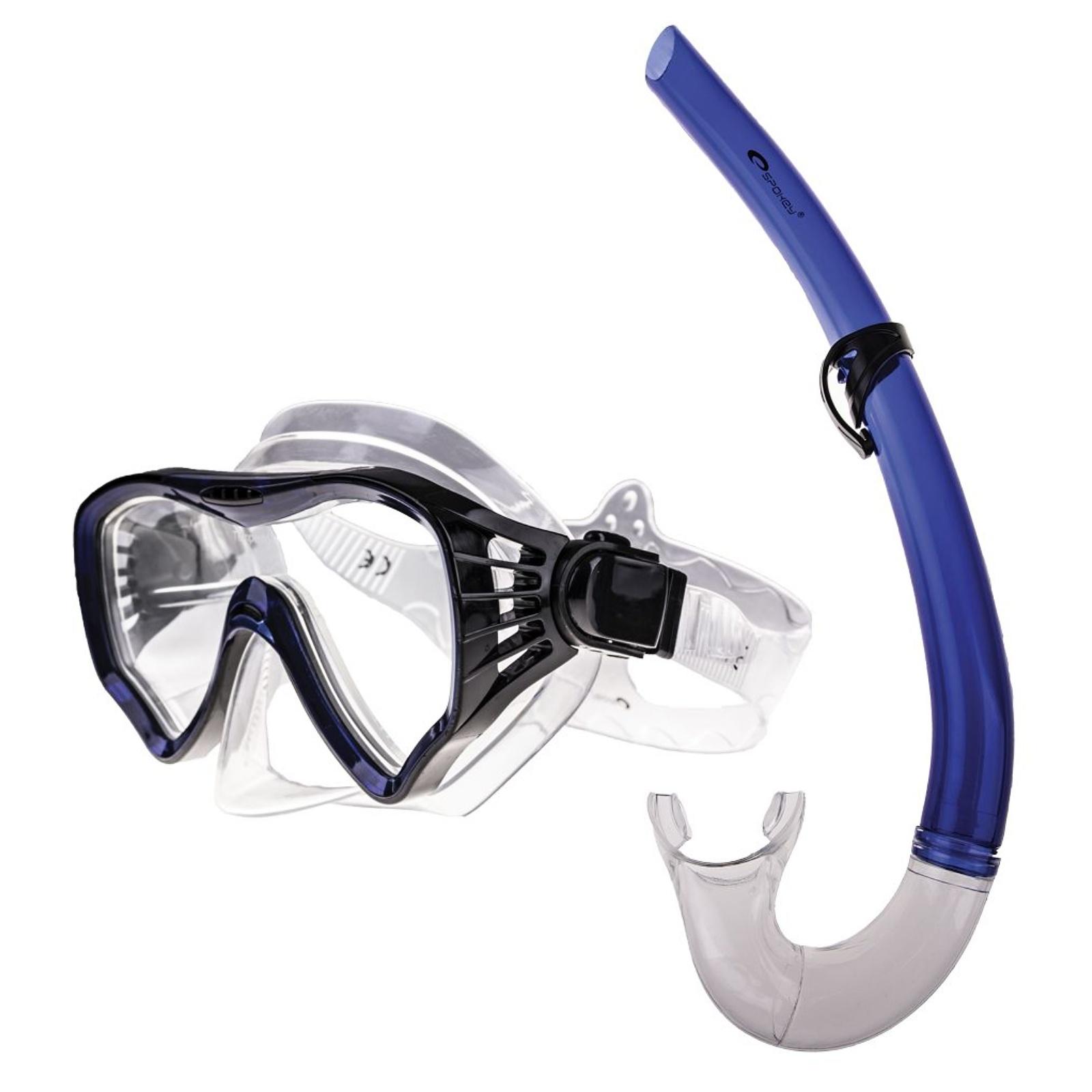 Potápěčský set SPOKEY Moana modrý
