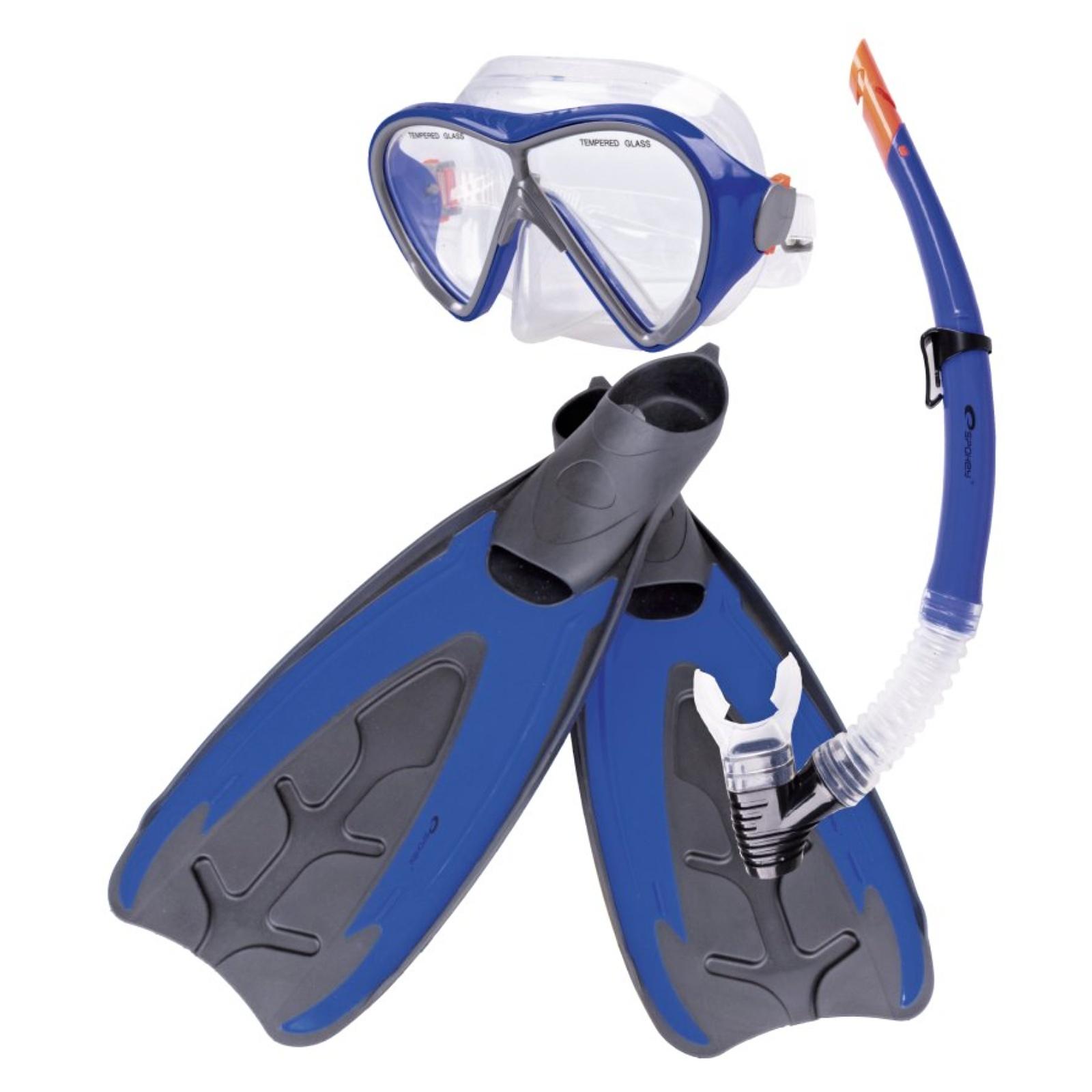 Potápěčský set SPOKEY Merquis - XL 45-46