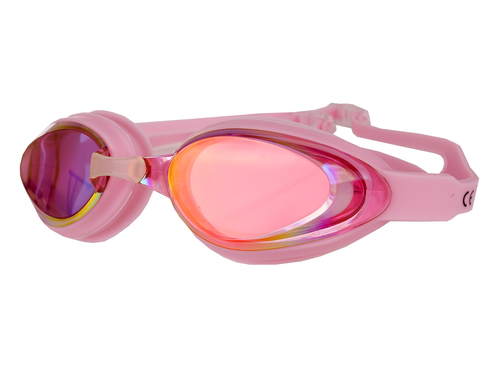 Plavecké brýle SPOKEY Nimph - růžové