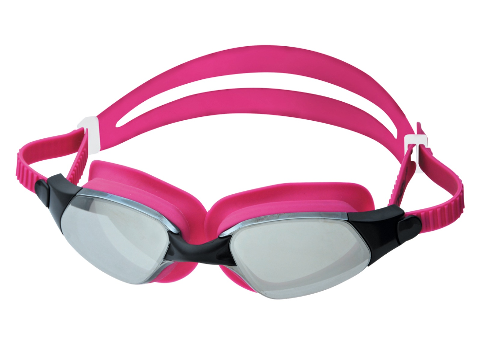 Plavecké brýle SPOKEY Dezet - růžové