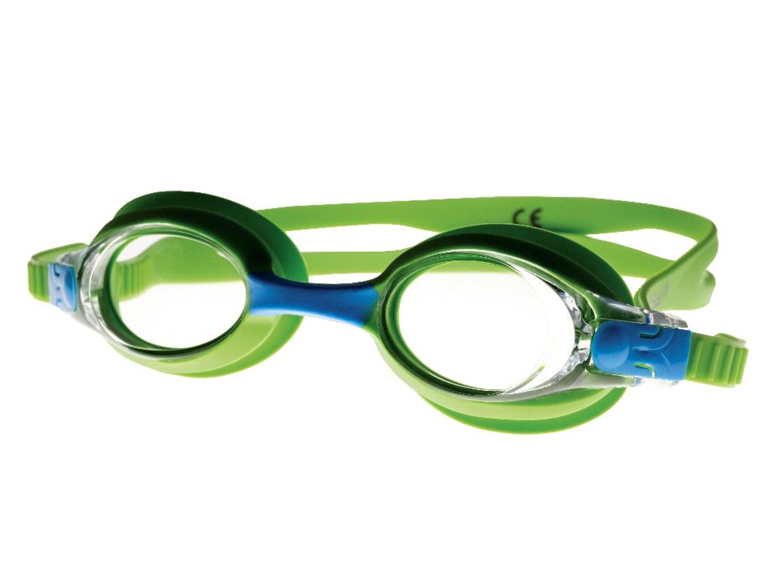 Plavecké brýle SPOKEY Mellon - lemon