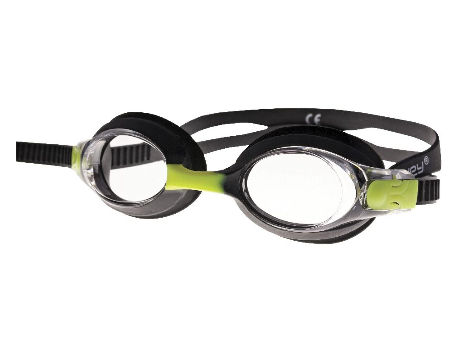 Plavecké brýle SPOKEY Mellon - černé