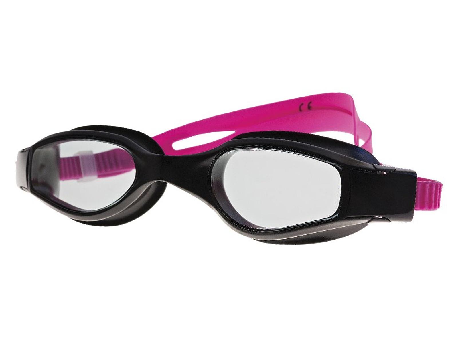 Plavecké brýle SPOKEY Zoom - růžové