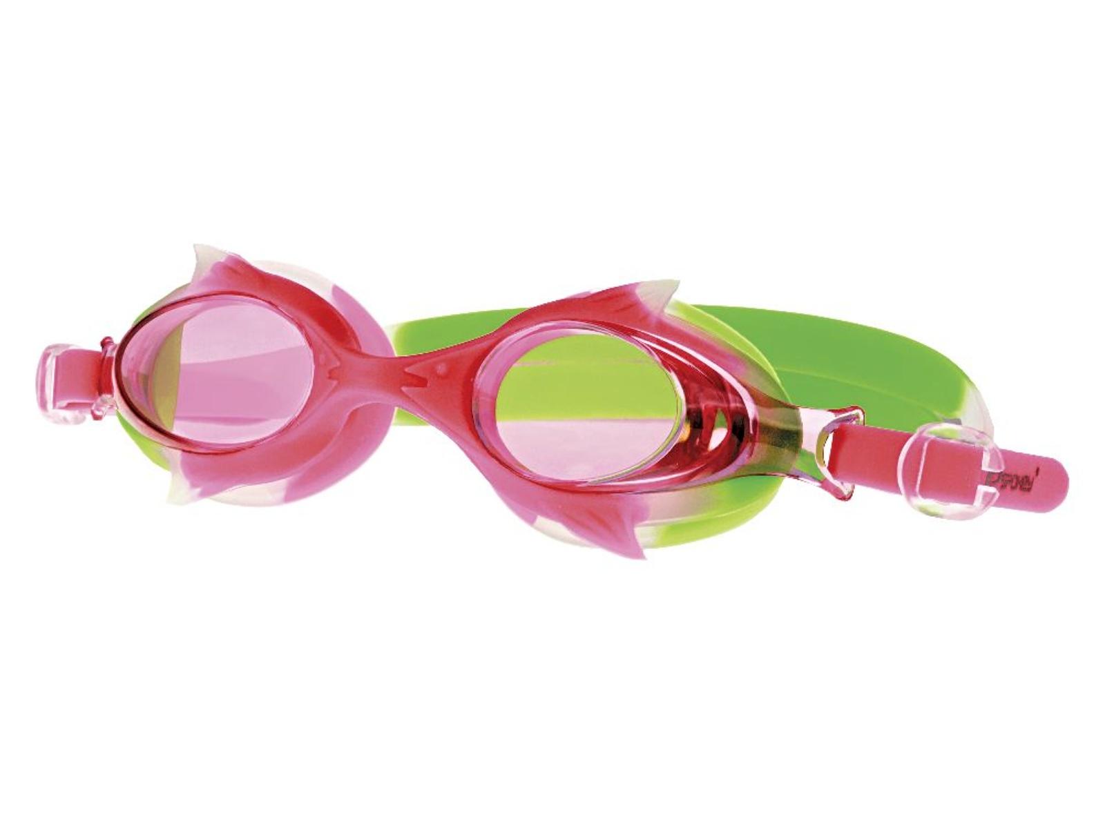 Plavecké brýle SPOKEY Wally - růžové