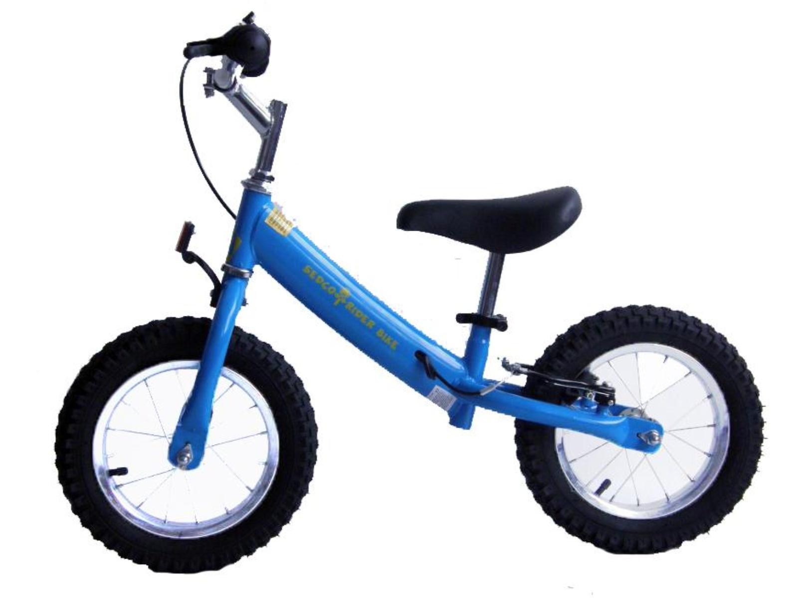 Dětské odrážedlo SEDCO Rider Bike - modré