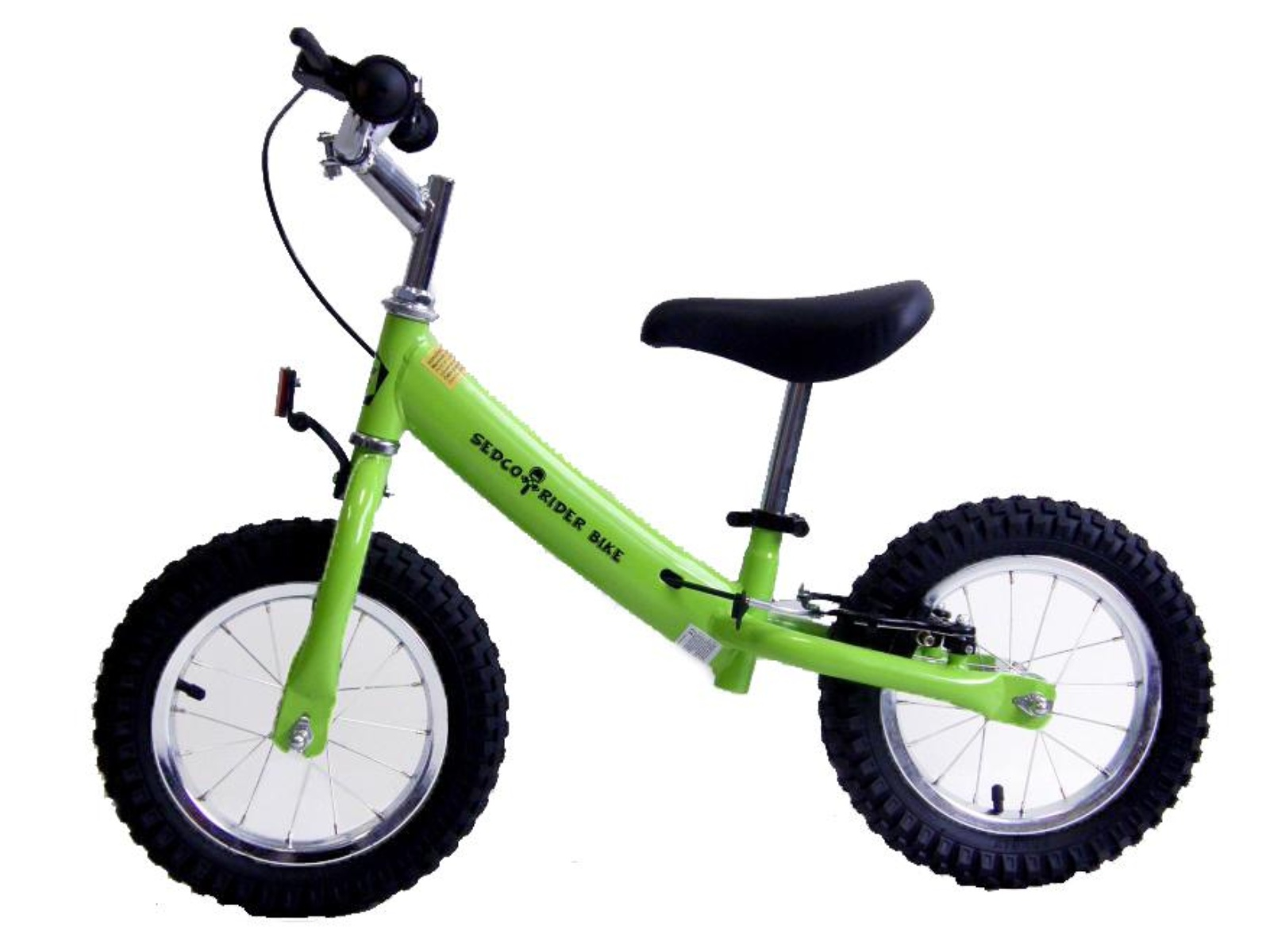 Dětské odrážedlo SEDCO Rider Bike - zelené