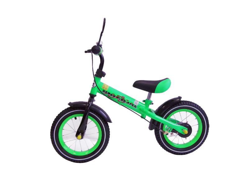 Dětské odrážedlo SEDCO Kids Race SW-001 - zelené