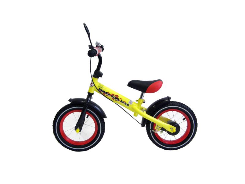 Dětské odrážedlo SEDCO Kids Race SW-001 - žluté