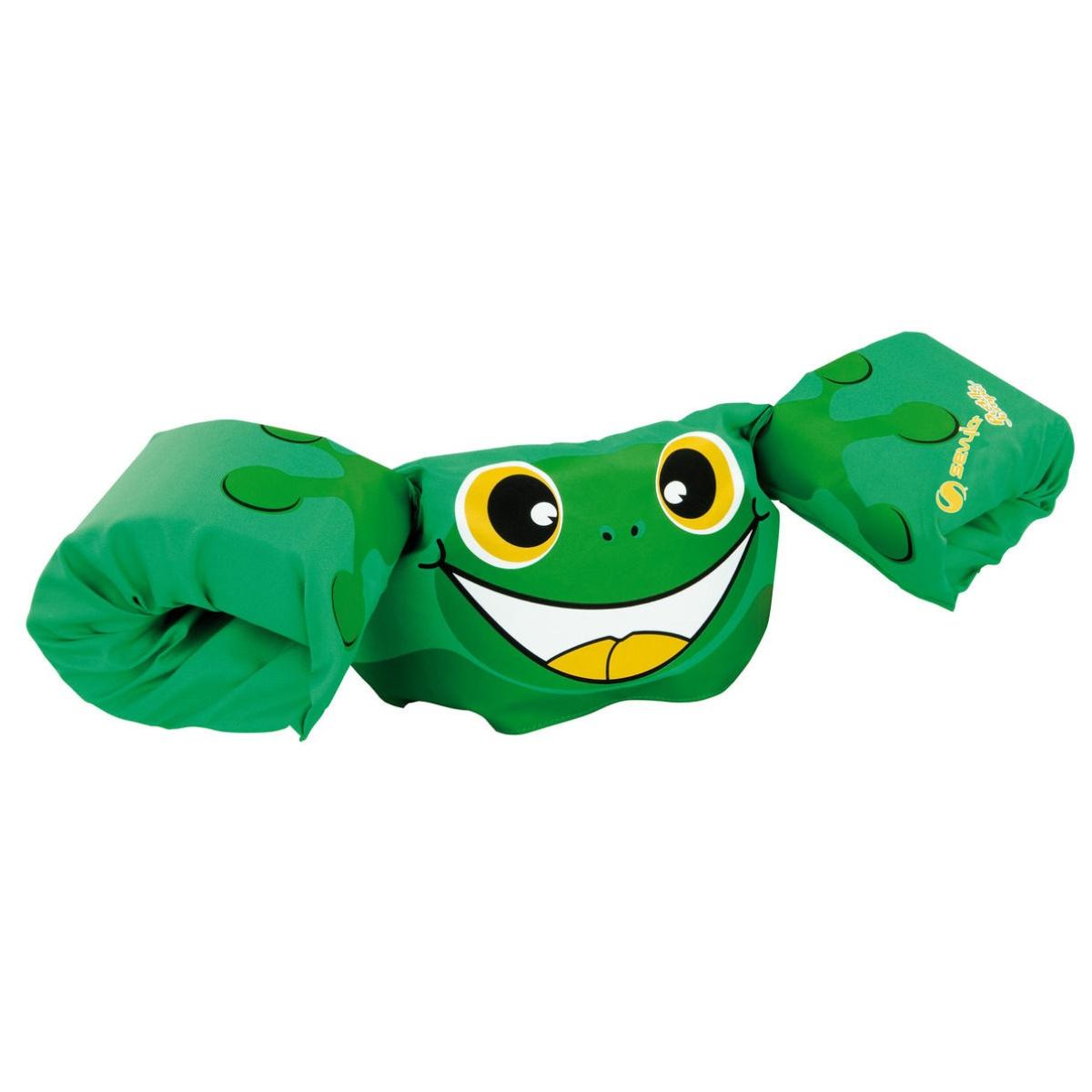 Plovací top SEVYLOR plaváček zelený - žába