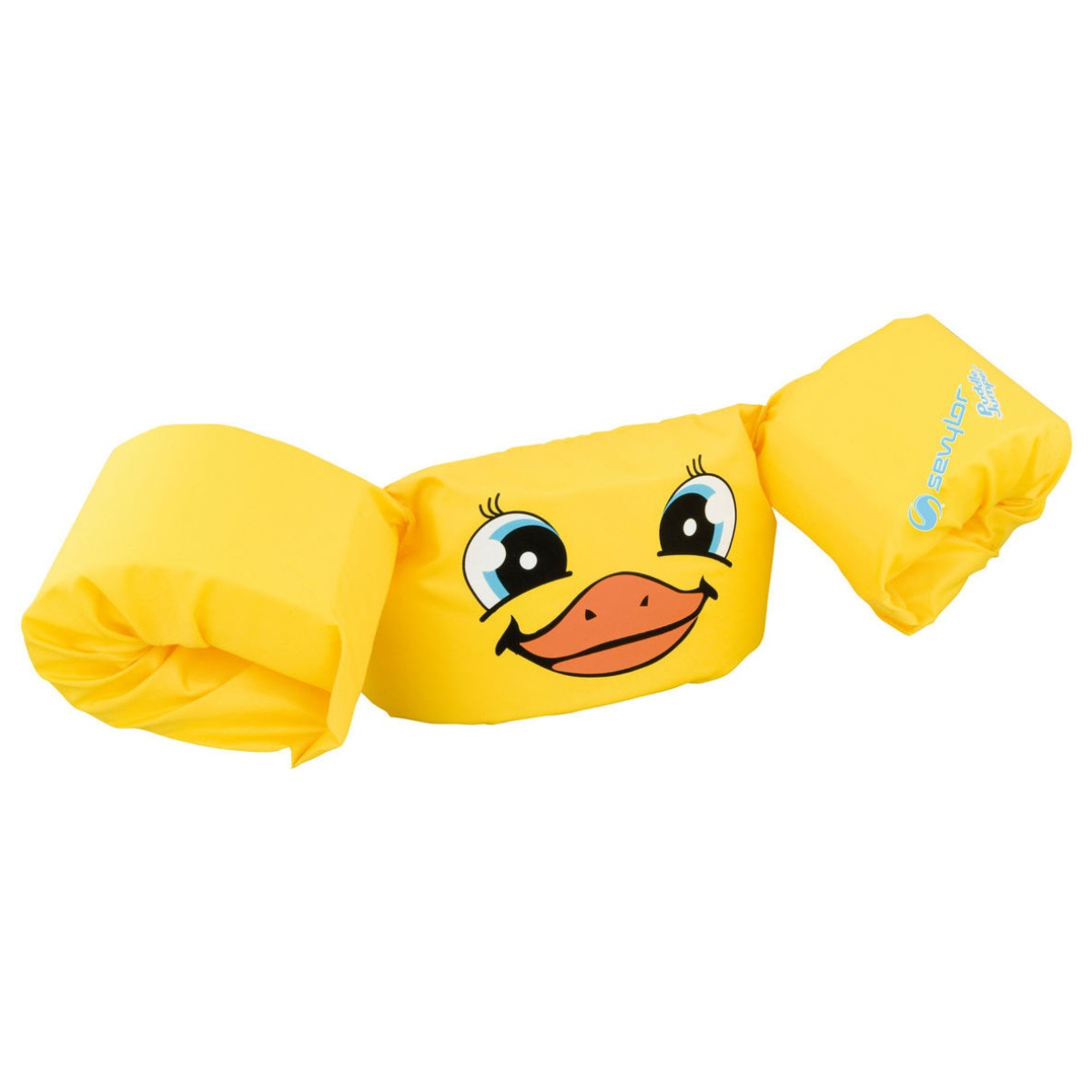 Plovací top SEVYLOR plaváček žlutý - tučňák