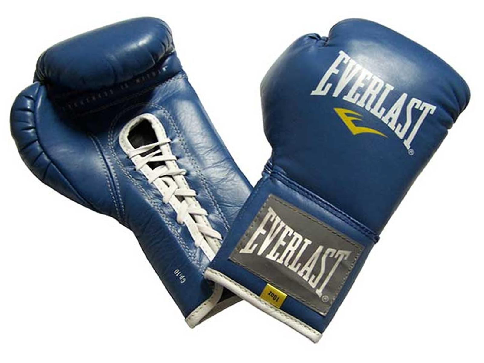 Boxerské rukavice EVERLAST Pro Fighter C3 modré 10oz.