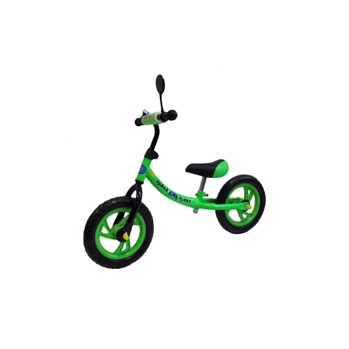 Dětské odrážedlo SEDCO Kids First TC007 - zelené