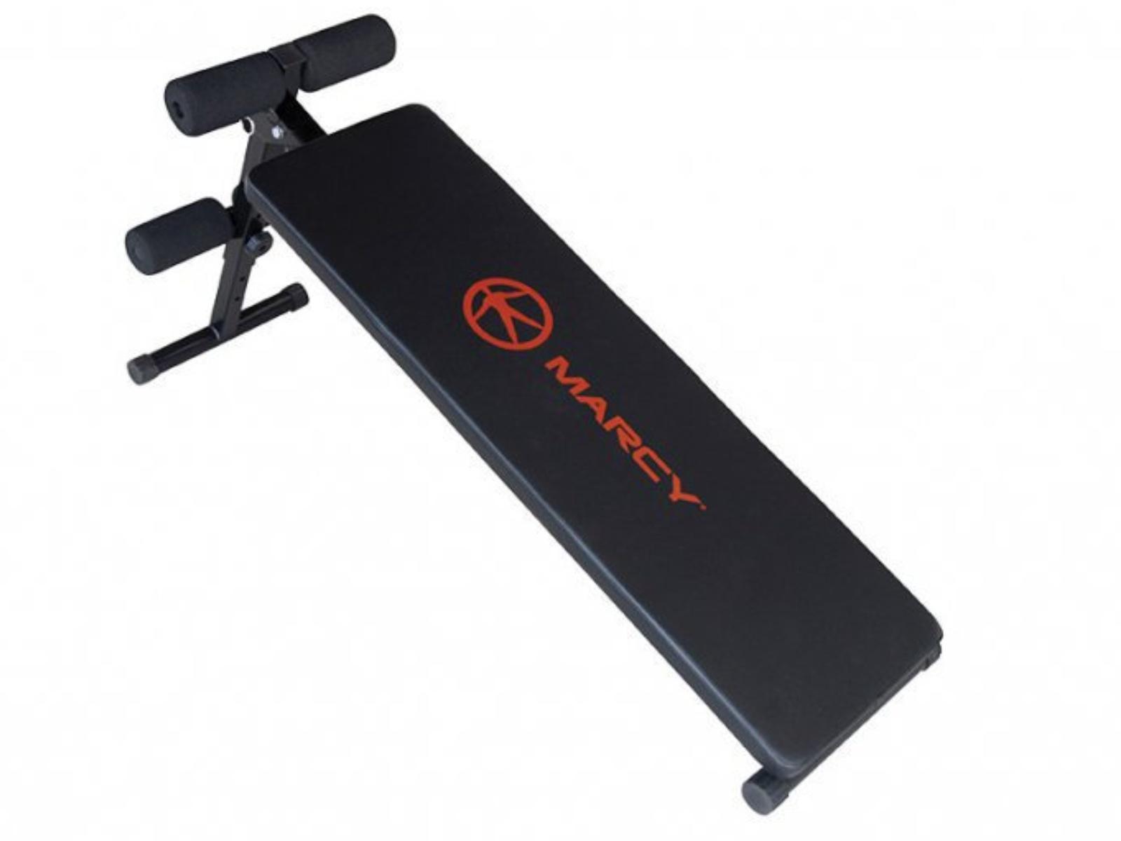Posilovací lavice MARCY Abnominal Board CT2000