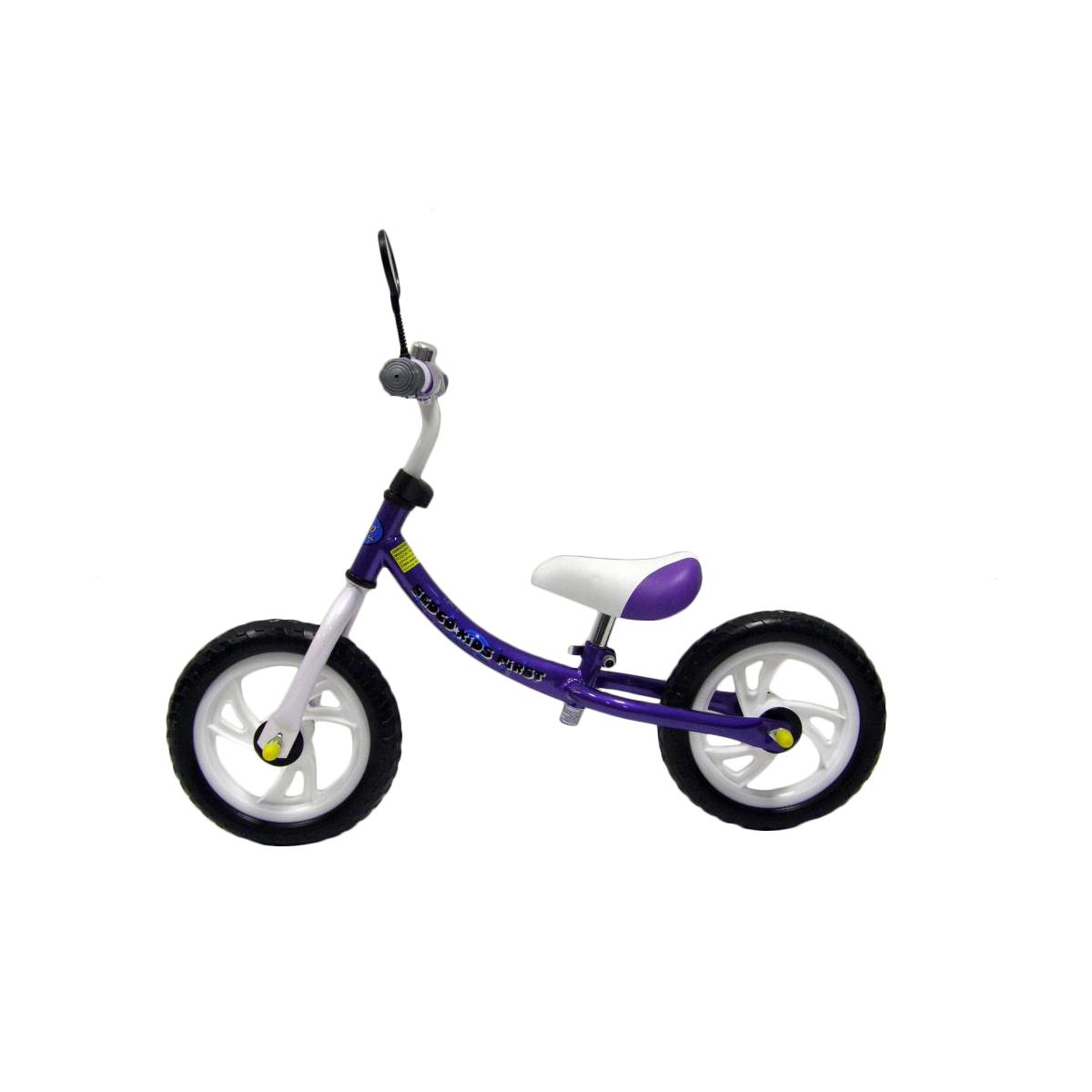 Dětské odrážedlo SEDCO Kids First TC007 - fialové