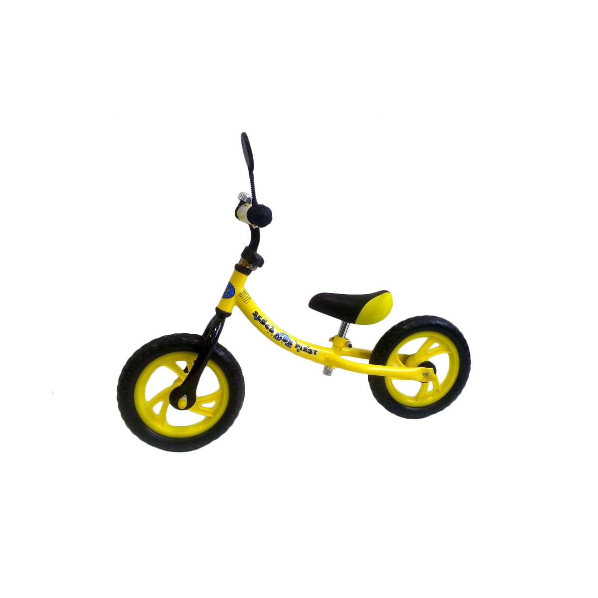 Dětské odrážedlo SEDCO Kids First TC007 - žluté