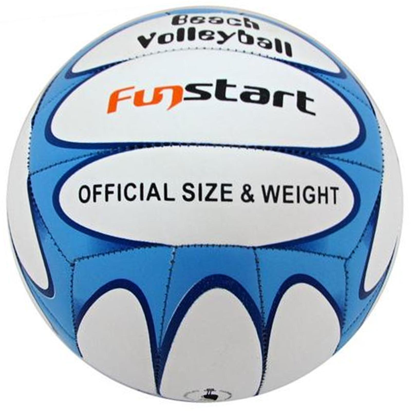Volejbalový míč SPOKEY Cvolley 2 - modro-bílý