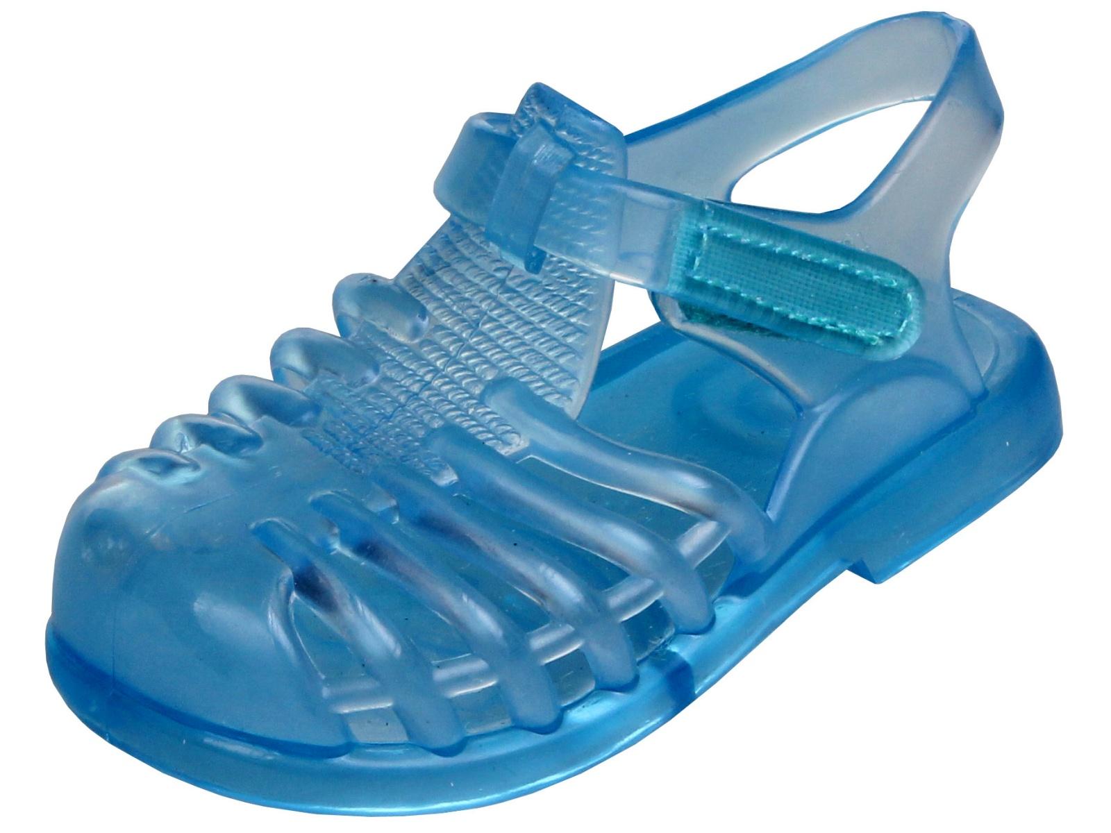 Boty do vody AQUA-SPEED Inka dětské modré - vel. 19
