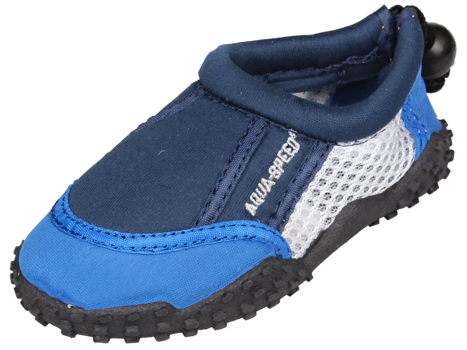 Boty do vody AQUA-SPEED 22A dětské modré - vel. 28