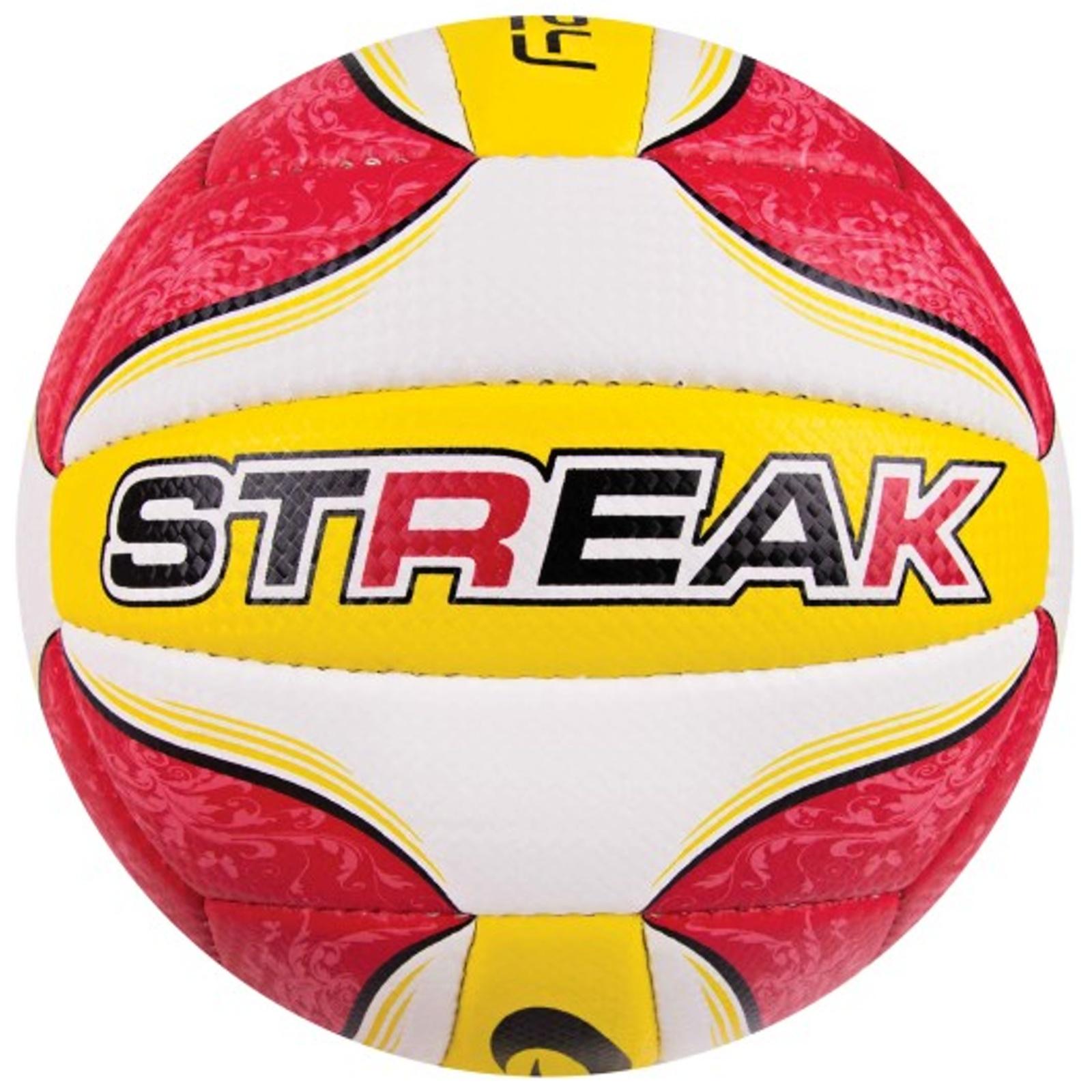 Volejbalový míč SPOKEY Streak II červený