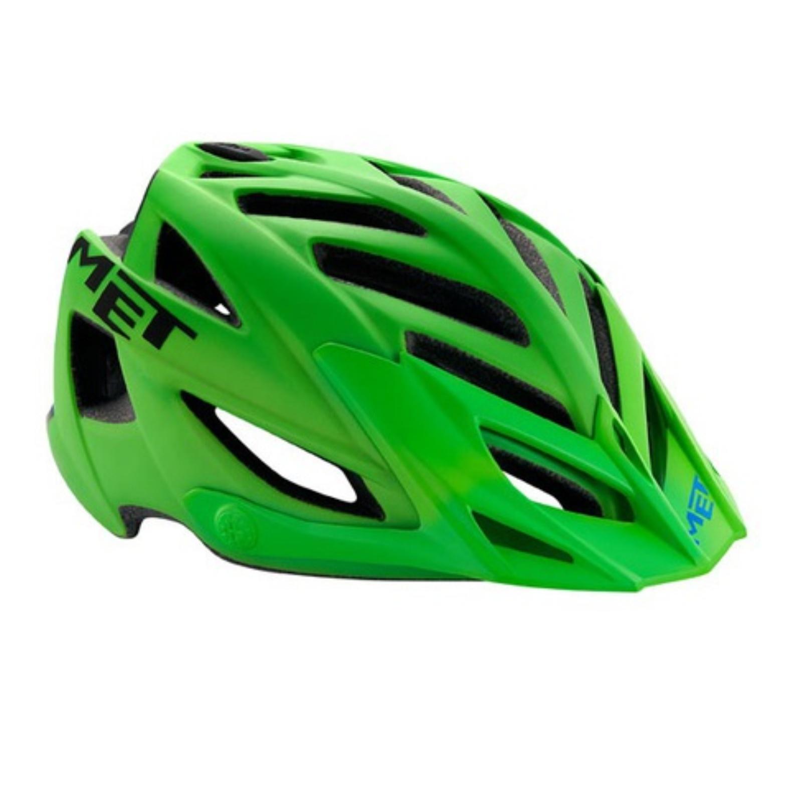 Cyklo přilba MET Terra 54-61 matná zelená-černá