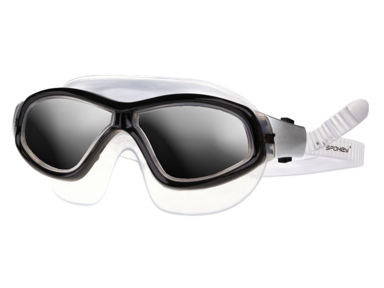 Plavecké brýle SPOKEY Murena - černé