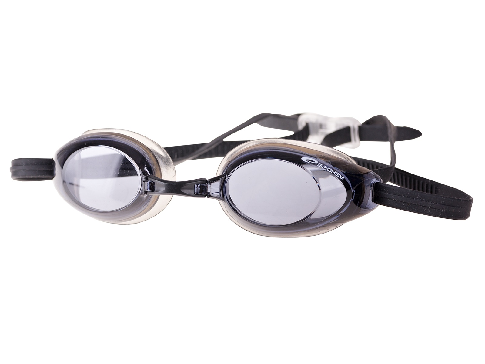 Plavecké brýle SPOKEY Protrainer CL - černé