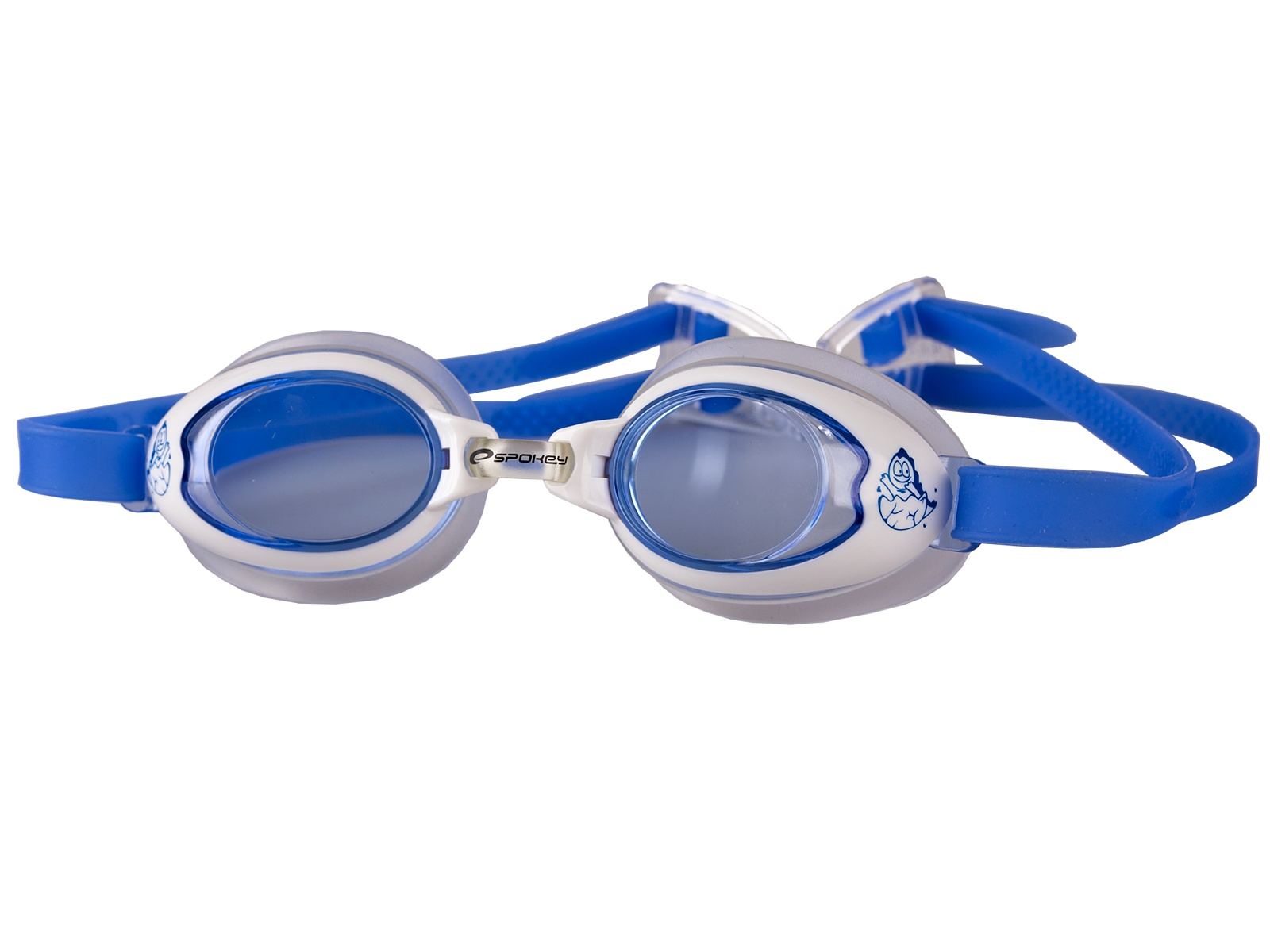 Plavecké brýle SPOKEY Oceanbaby xFit - modré