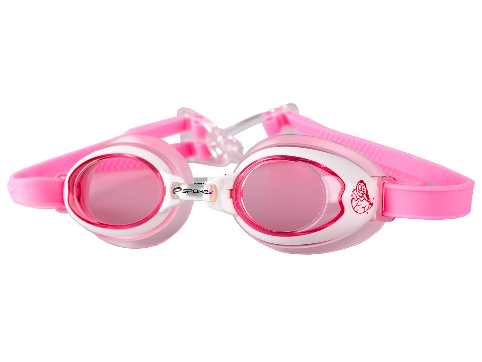 Plavecké brýle SPOKEY Oceanbaby xFit - růžové