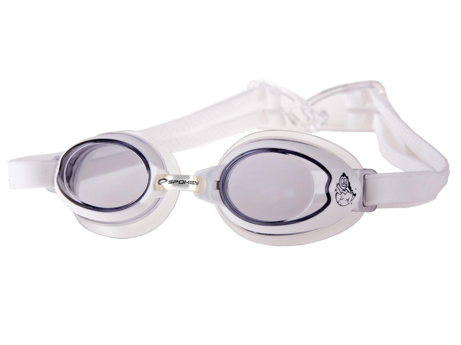 Plavecké brýle SPOKEY Oceanbaby xFit - bílé