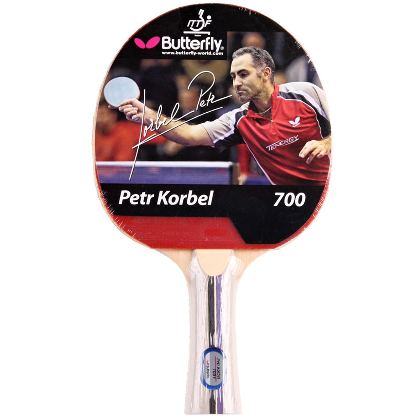 Pálka na stolní tenis BUTTERFLY Korbel 700
