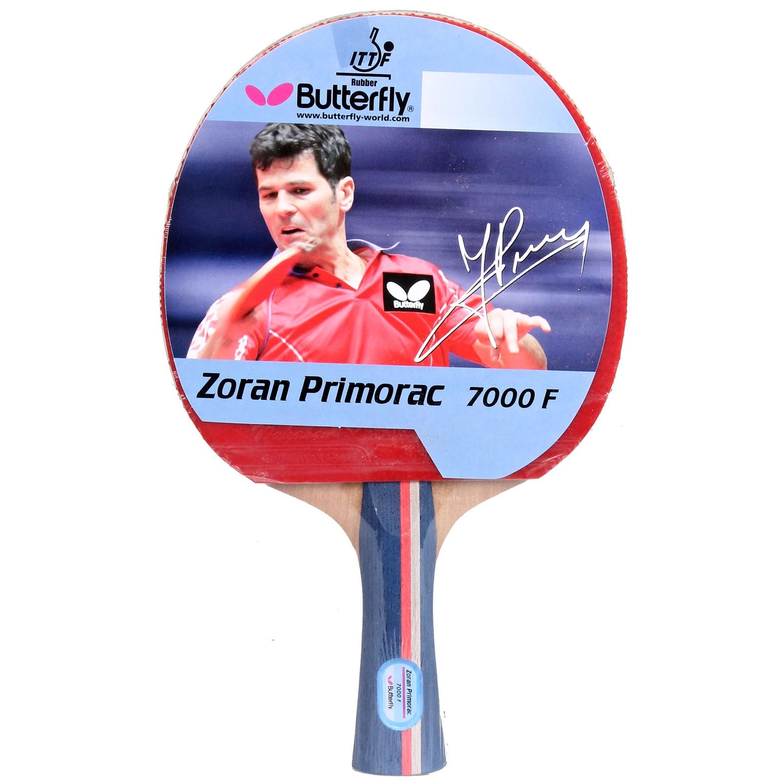 Pálka na stolní tenis BUTTERFLY Primorac 7000