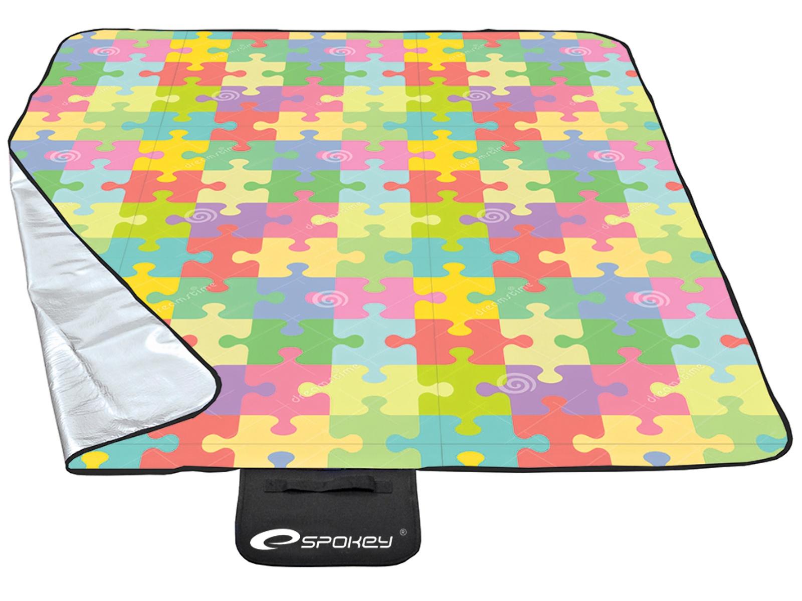 Piknik deka SPOKEY Puzzle