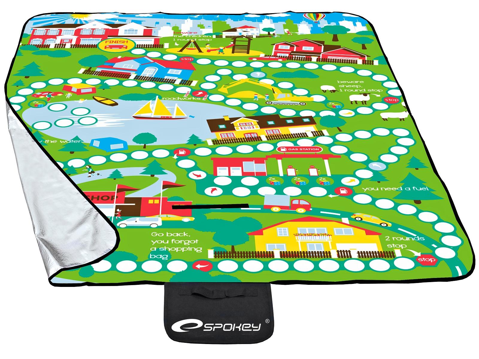 Piknik deka SPOKEY Boardgame